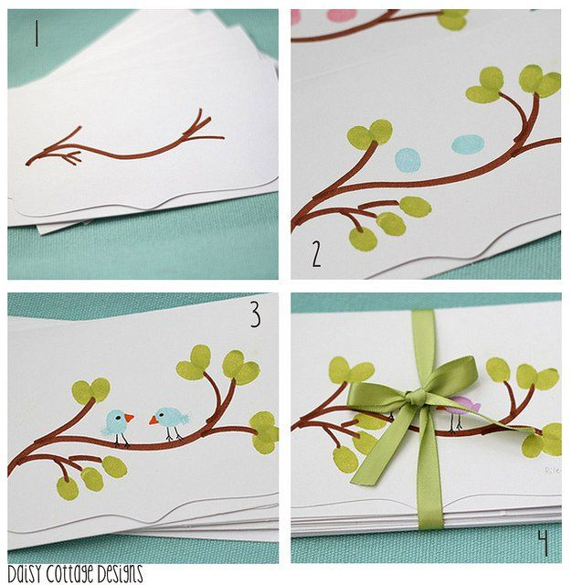 Quick & Easy Handmade Stationery - Daisy Cottage Designs