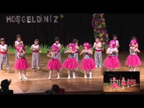 Ellerini Çevir, İng Oyun, 2014/2015, Pınar Öğrt. Aybebe Cumartesi - YouTube