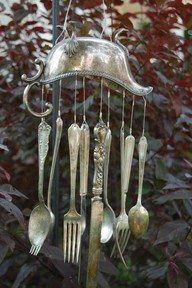 Repurposing in the Garden