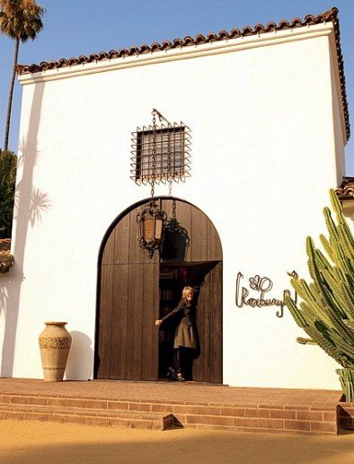 Diane Keaton's Beverly Hills home