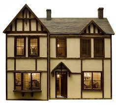 mobili in miniatura antichi - piccola casa per piccoli mobili