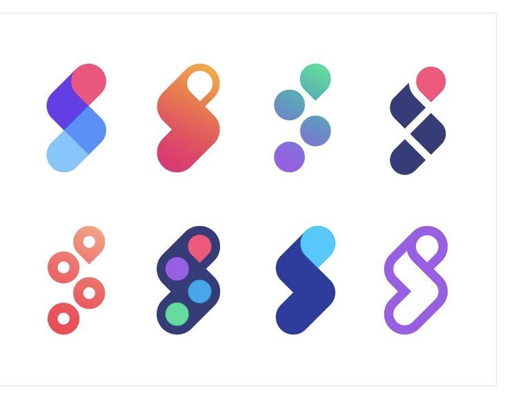 Pin by matt ganser on google switcher logo concept logo