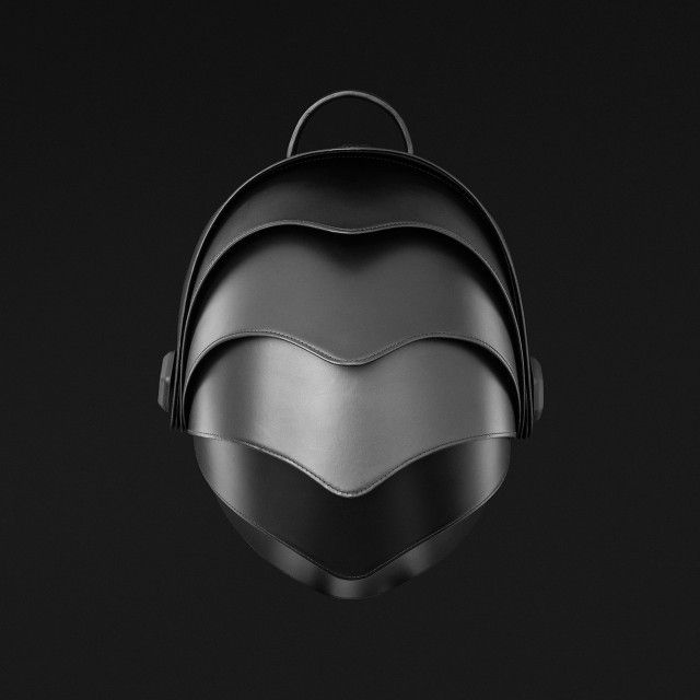 BORN S Backpack by Pangolin/ lucecurated x Qrator