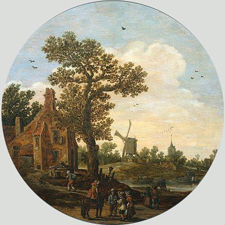Jan van Goyen: Summer