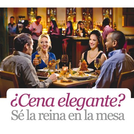 ¿Cena elegante? Sé la reina en la mesa http://www.inkomoda.com/cena-elegante-se-la-reina-en-la-mesa/