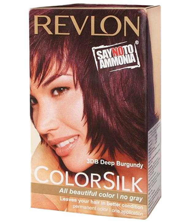 Revlon Deep Burgundy Hair Color 40ml