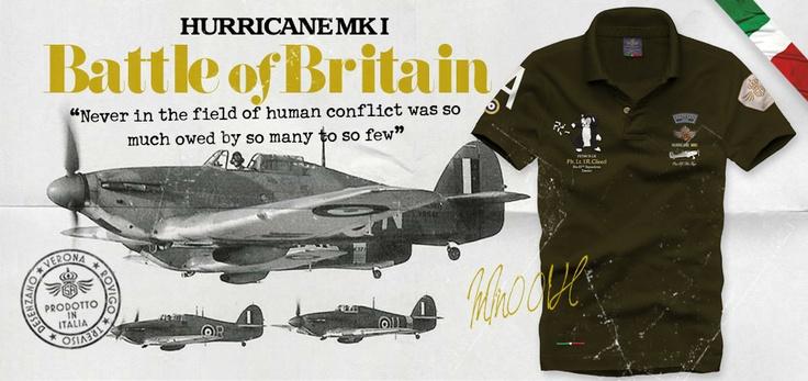 MM003H  Dedicated to the I.R.Gleed's Hurricane