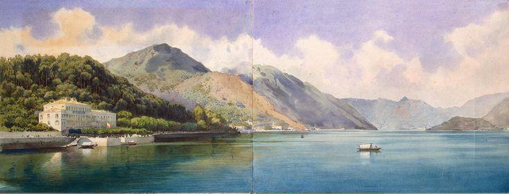 View Of Lake Of Geneva