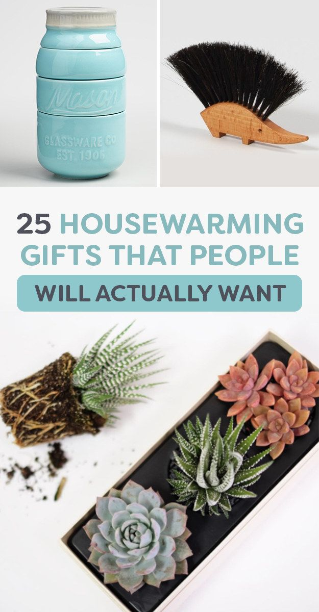 25 Housewarming Gifts That People Will Actually Want