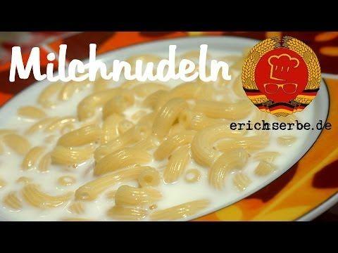 Milchnudeln (von: Steffen) - Essen in der DDR: Koch- und Backrezepte für ostdeutsche Gerichte | Erichs kulinarisches Erbe