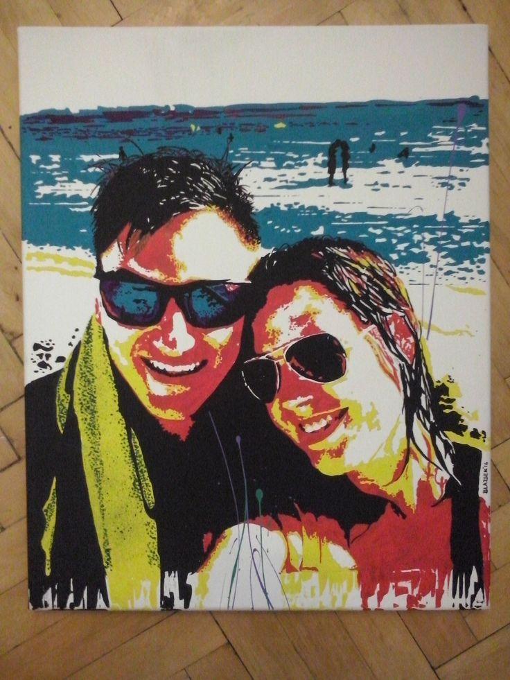 40x50 cm, acrilic, canvas