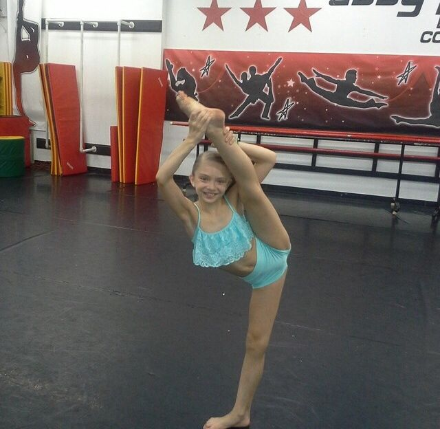 Cutie Pie at the ALDC booty camp!