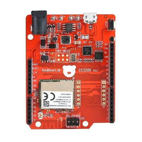Hong Kong-based RedBearLab specializes in Bluetooth Low Energy (BLE) devices. You can use BLE to connect to mobile operating systems (including iOS, Android, and Windows Phone) and desktop operating systems (OS X, Linux, and Windows) that natively support BLE.