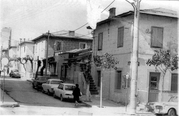 Κύπρου και Ευαγγελικής Σχολής (δεκαετία 1960) photo: George Georgiadis