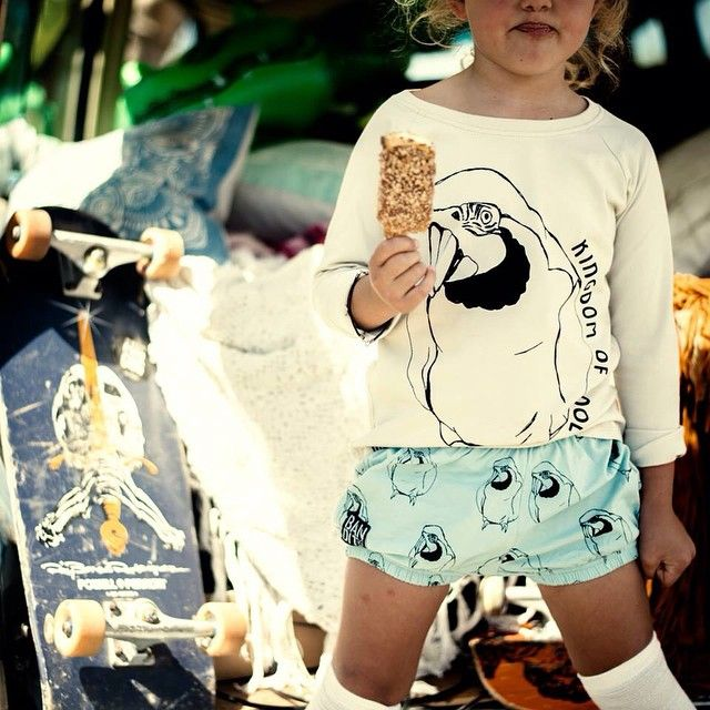 Many new pieces coming your way very soon, including super comfy long-sleeve raglan tees and very cute playshorts. We can't wait to see SS15 'Kingdom of Cool' on your little ones! Photography by @gypsy_stone . #banditkids #kingdomofcool #allkidsarecool #dancingdaisy1 #they_called_it_paradise #gypsy_stone #lizzpennings