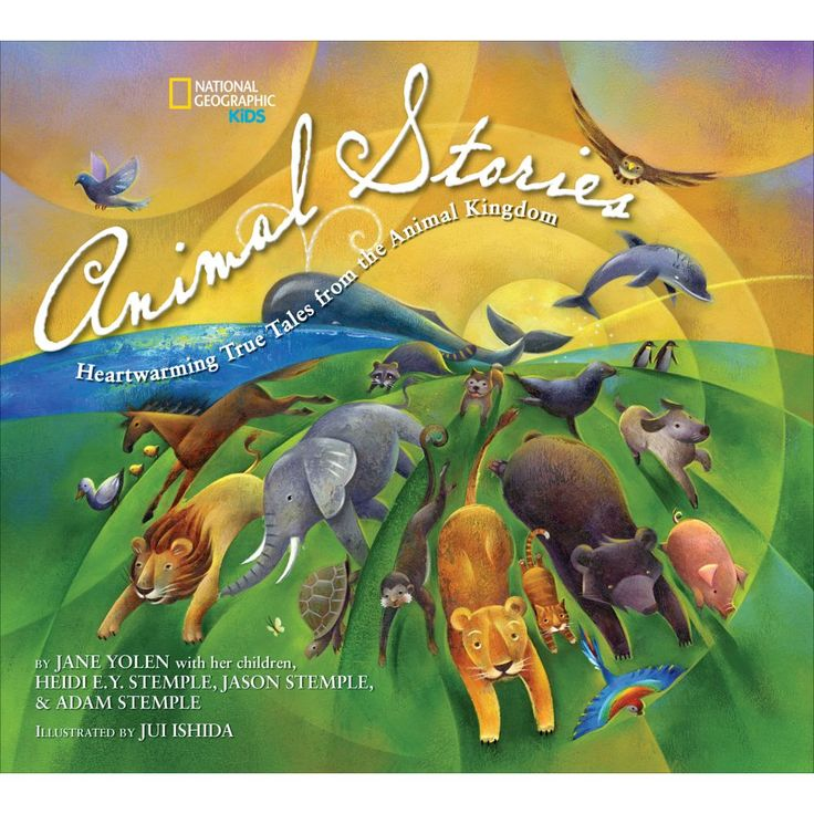 National Geographic Animal Stories | National Geographic Store