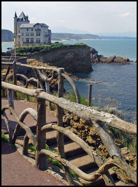Biarritz, France - Villa Belza - Biarritz, Aquitaine