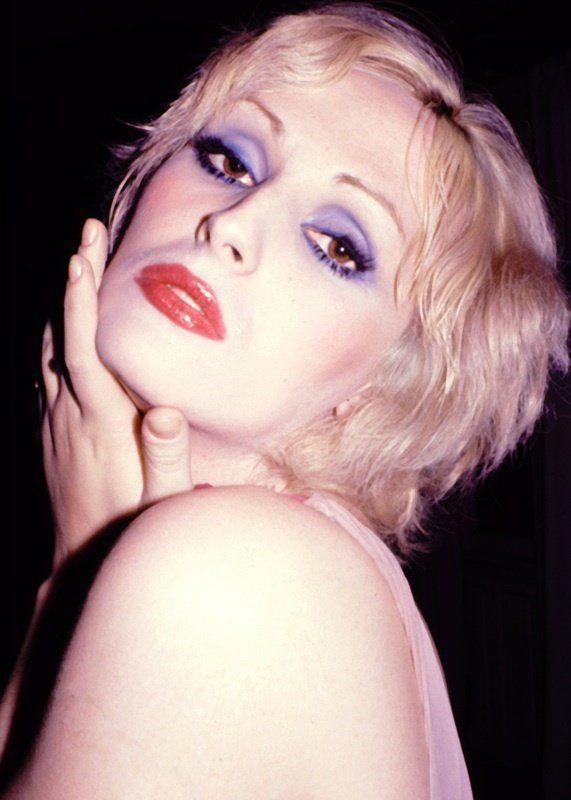 "Photo of Candy Darling in Beautiful Darling ""I have always believed that socially unacceptable men make much better lovers because they are more sensitive."""
