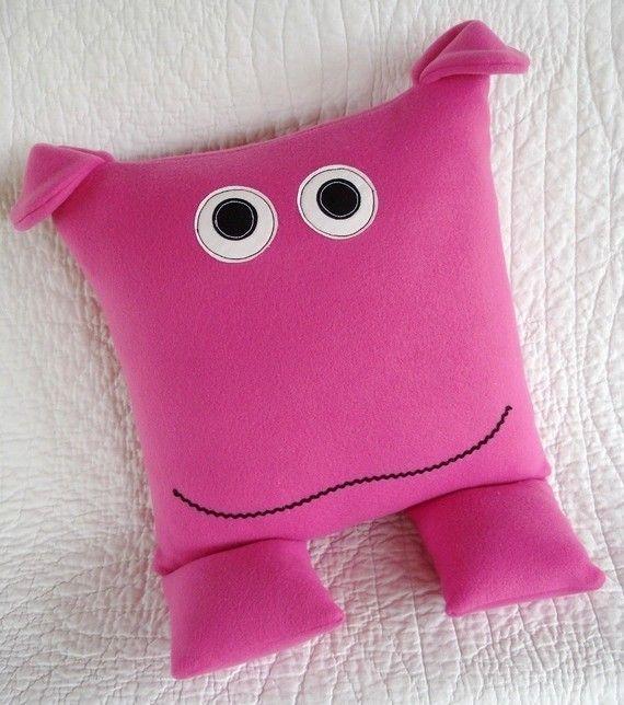 Pdf Epattern For Giraffe Elephant And Hippo Pillows
