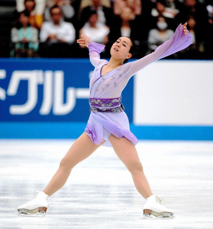 浅田真央、ブログで現役引退発表 「気力なくなりました」 昨年の全日本選手権で決意 #浅田真央 #フィギュアスケート #MaoAsada