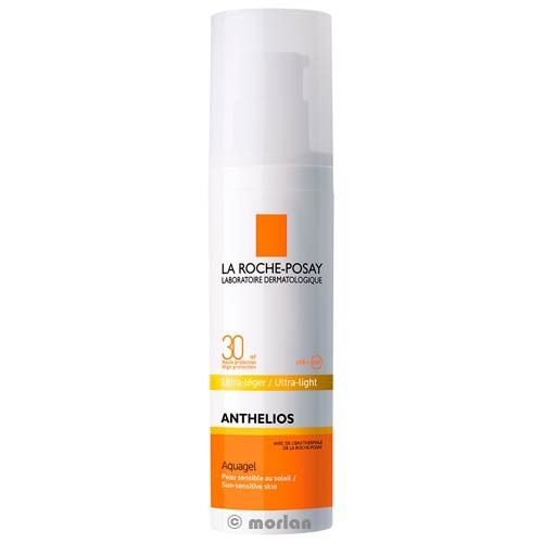 La Roche Posay Anthelios SPF30 Aquagel Ultra-ligera, 50ml www.farmacia-morlan.com #protecciónsolar #sol #protección #larocheposay #solar #summer #verano #sun #suncare