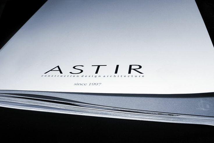 Фото буклета строительного холдинга ASTIR.