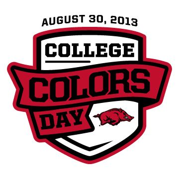Arkansas @Jack Pate Razorbacks @Jack Pate Alumni Association #arkansas #razorbacks #WPS #collegecolors