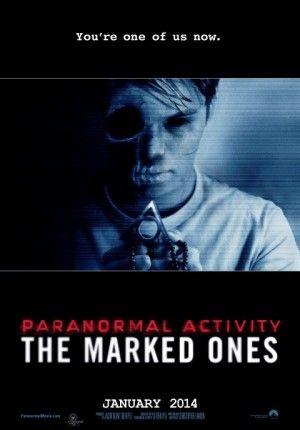 "ayo nonton film ini, dijamin seru ""PARANORMAL ACTIVITY: THE MARKED ONES"" di @ DIENG PLAZA | 13.00-19.30"