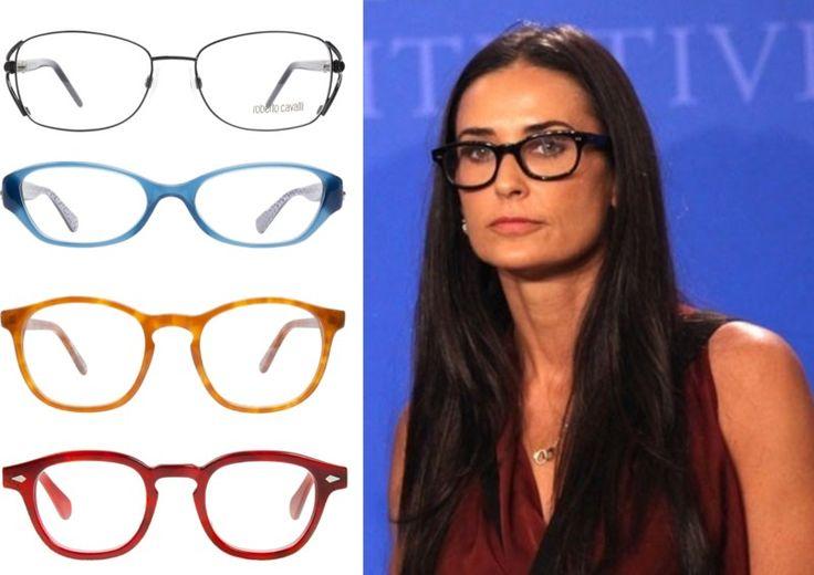 okulary - twarz kwadratowa