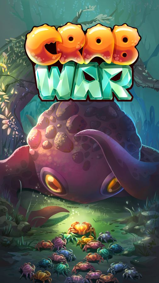 Crab War (Война крабов) – скриншот