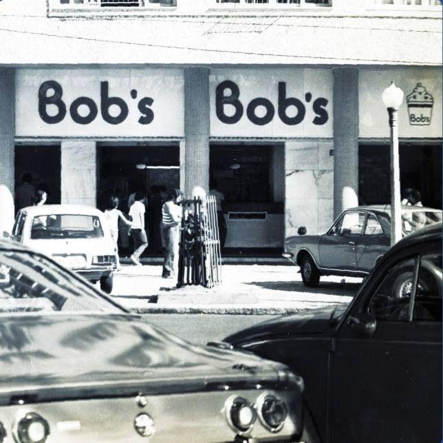 Bob's, Praia de Botafogo