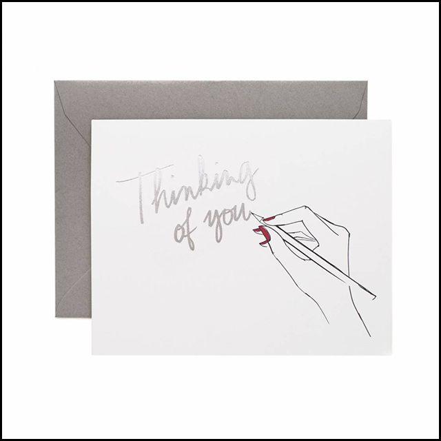 Garance Dore Card, $6.95