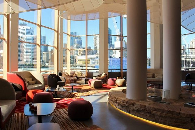 Novotel Darling Harbour, one of Renascent's many impressive refurbishment projects.