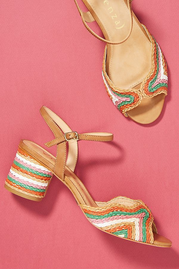 fec35c45659 Slide View  1  Vicenza Peep Toe Heeled Sandals