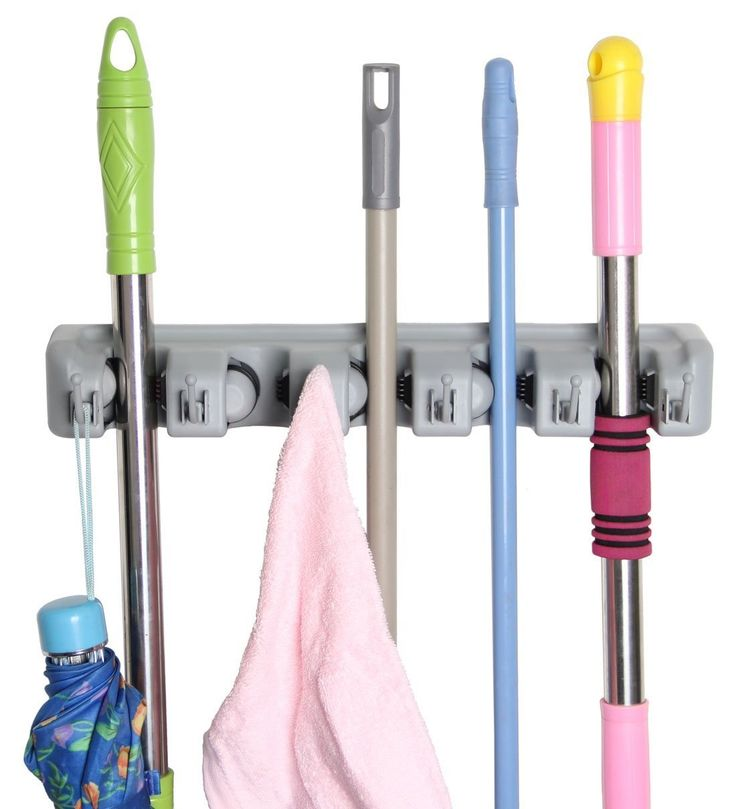 17 Best Ideas About Broom Holder On Pinterest Broom