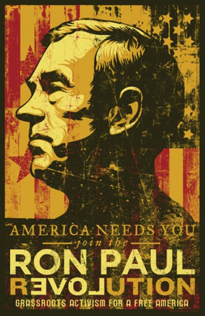 Ron Paul is BETTER than the Founders