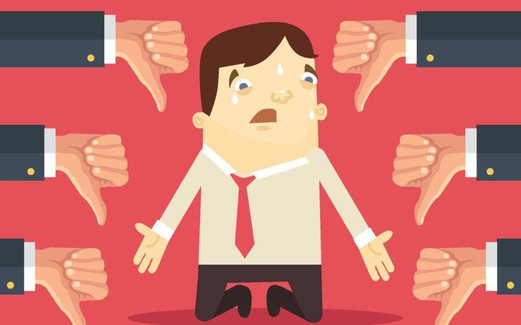 6 erros fatais que resultam numa baixa taxa de conversão