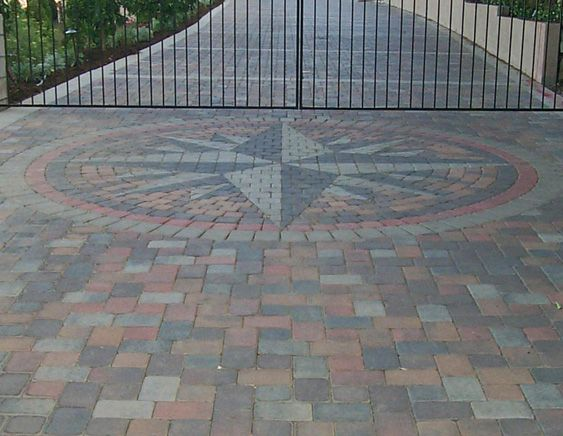 24 best pavers for driveways images on pinterest for Paving planner