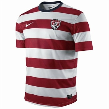 The Centennial is tight, but hoop remain a favorite. Here's hoping they return at some point. ~» Nike 2013 USA Home Mens Soccer Jersey - $84.95