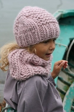 Knit for my young lady