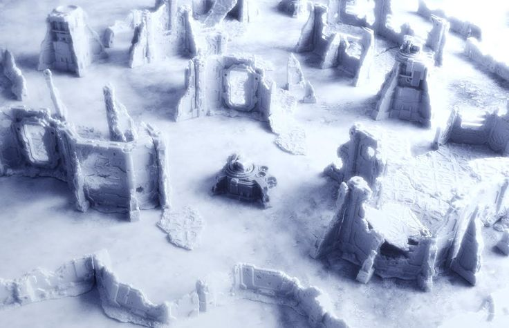 Some of the upcoming #terrain releases  #wargames #games #miniatures #resin #model #fun #hobby #ruins