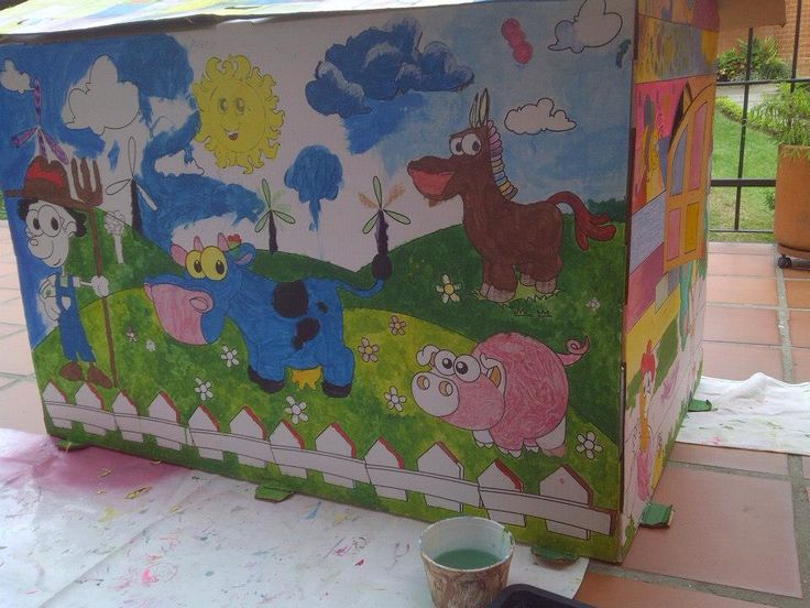 Pinturas, colores, crayones, mil opciones
