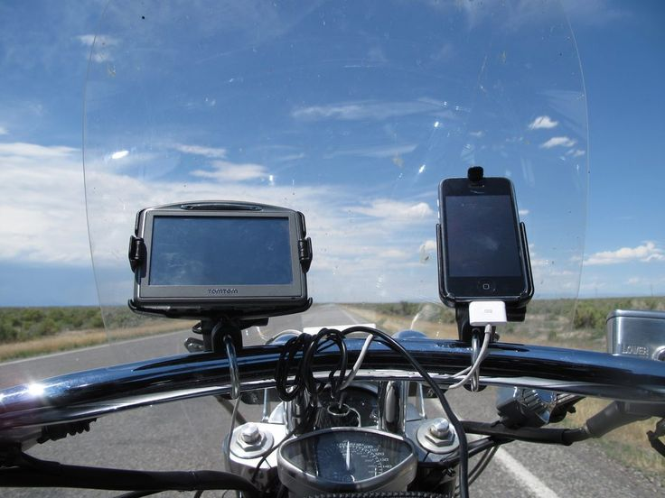 How to Plan Your Route for a Long Motorcycle Ride
