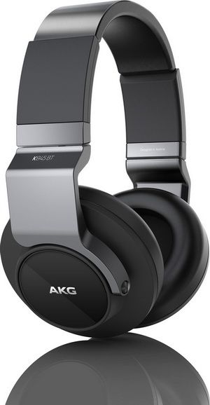 AKG K845 BT Closed-Back Over Ear Bluetooth Headset Review