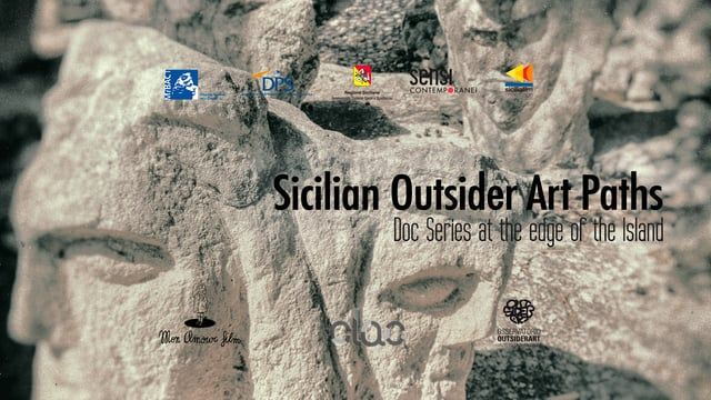 Sicilian Outsider Art Paths (Trailer)  -Doc Series at the edge of the Island-    A journey among some of the most amazing landscapes of Sicily, through the eyes of local artists who create universal wonders.    A project by CLAC  Supported by MIBACT, DPS, Assessorato Turismo, Sport e Spettacolo Regione Siciliana, Sensi Contemporanei, Sicilia Film Commission  Produced by CLAC & Mon Amour Film  In collaboration with Osservatorio Outsiderart    Directed by Ruggero Di Maggio  Editing & Music by…