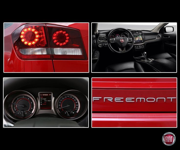 Fiat Freemont – rodzinne auto nie musi być nudne!