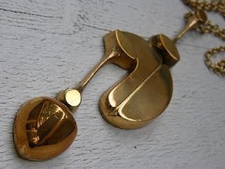 jorma laine massive vintage pendant
