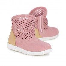 Emu růžové dívčí boty Numeralla Kids Pale Pink -1500 Kč
