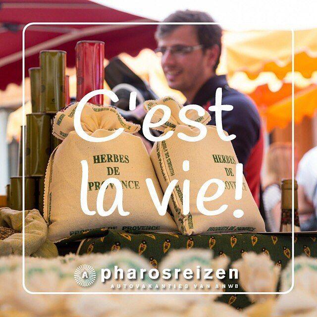 C'est la vie! Het thema van deze week is markten door heel Europa #markt #provence #cestlavie #herbs #Frankrijk #Europa