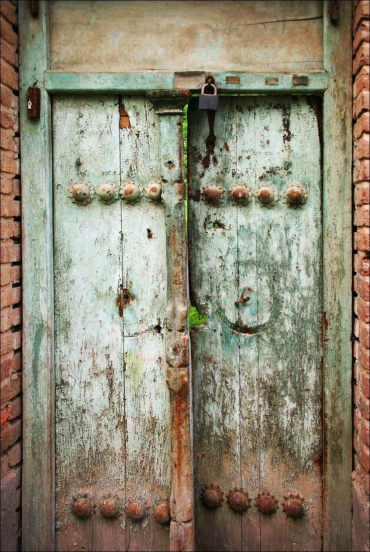 123 best Old Doors and Shutters images on Pinterest | Colors ...